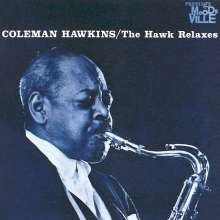 Coleman Hawkins (1904-1969): The Hawk Relaxes, CD