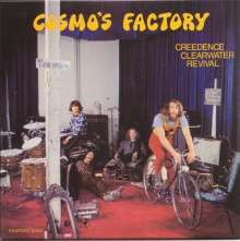 Creedence Clearwater Revival: Cosmo's Factory, LP