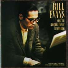 Bill Evans (Piano) (1929-1980): You're Gonna Hear From Me, CD