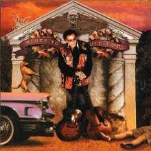 Leslie West: Blues To Die For, CD