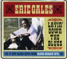 Eric Gales (Bluesrock): Layin Down The Blues, CD