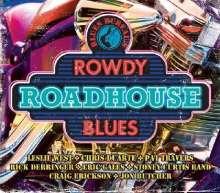 Blues Bureaus Rowdy.., CD