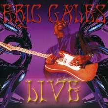 Eric Gales (Bluesrock): Live ( CD + DVD), CD