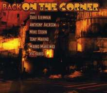 "David ""Dave"" Liebman (geb. 1946): Back On The Corner, CD"