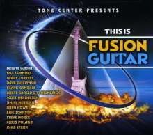 This Is Fusion Guitar, CD