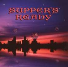 Supper's Ready: A Tribute To Genesis, CD