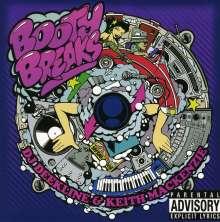 Keith Mackenzie/ Dj De: Booty Breaks, CD