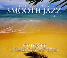The Greatest Hits Of  Smooth Jazz Vol.2, 3 CDs
