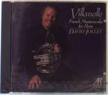 Villanelle - Franz.Musik für Horn, CD