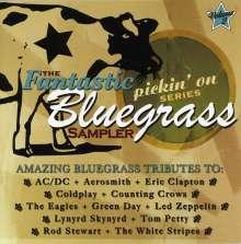 Country & Western: Vol. 2-Fantastic Bluegrass Sampler, CD