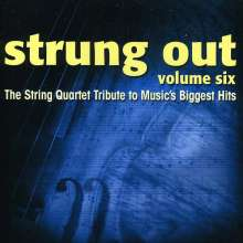 Vitamin String Quartet: Vol. 6-Strung Out, CD