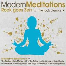 Modern Meditations: Rock Goes Zen - The Rock Classics, CD