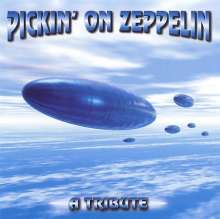 Led Zeppelin: Pickin On Zeppelin: Tribute /, CD