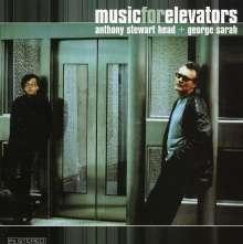 Anthony Stewart Head: Music For Elevators, CD