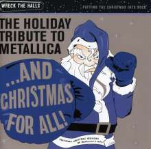 ...And Christmas For All! - The Holiday Tribute To Metallica, CD