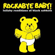 Jeffrey Miner: Rockabye Baby!: Lullaby Renditions Of Black Sabbath, CD