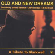 Old And New Dreams: A Tribute To Blackwell - Live At The Ed Blackwell Festival, CD