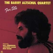 Barry Altschul (geb. 1943): For Stu, CD