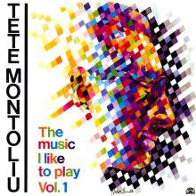 Tete Montoliu (1933-1997): The Music I Like To Pla, CD