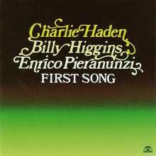 Charlie Haden, Billy Higgins & Enrico Pieranunzi: First Song, CD