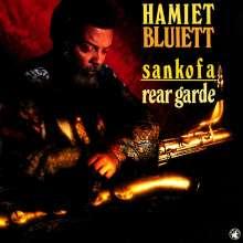 Hamiet Bluiett (1940-2018): Sankofa/Rear Garde, CD
