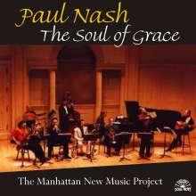Paul Nash (Guitar, Flute) (1948-2005): The Soul Of Grace, CD