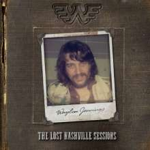 Waylon Jennings: Lost Nashville Sessions, CD
