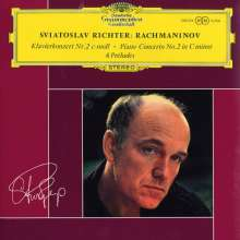Sergej Rachmaninoff (1873-1943): Klavierkonzert Nr.2, LP