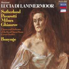 Gaetano Donizetti (1797-1848): Lucia di Lammermoor, 3 CDs