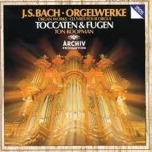 Johann Sebastian Bach (1685-1750): Toccaten & Fugen BWV 538,540,564,565, CD