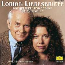 Loriots Liebesbriefe,Kochrezepte & andere Katastrophen, CD
