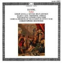 Georg Friedrich Händel (1685-1759): Esther, 2 CDs