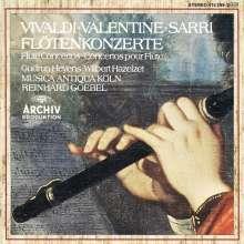 Italienische Flötenkonzerte, CD