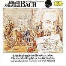 Wir entdecken Komponisten:Bach (II), CD