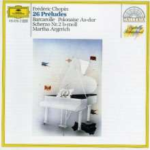 Frederic Chopin (1810-1849): Preludes Nr.1-26, CD