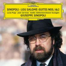 Giuseppe Sinopoli (1946-2001): Lou Salome - Suiten Nr.1 & 2, CD