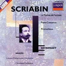 Alexander Scriabin (1872-1915): Klavierkonzert op.20, CD