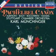 Karl Münchinger dirigiert, CD