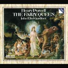 Henry Purcell (1659-1695): The Fairy Queen, 2 CDs