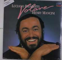 Luciano Pavarotti & Henry Mancini: Volare, LP