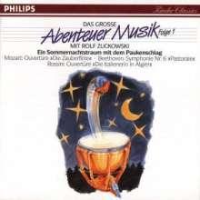 Abenteuer Musik Folge 1, CD