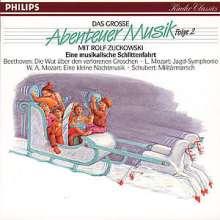 Abenteuer Musik Folge 2, CD