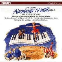 Abenteuer Musik Folge 3, CD