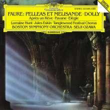 Gabriel Faure (1845-1924): Pelleas & Melisande - Suite op.80, CD