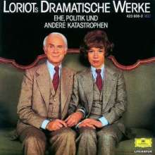 Loriots dramatische Werke, CD