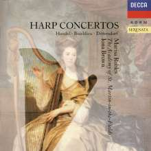 Marisa Robles spielt Harfenkonzerte, CD