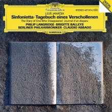 Leos Janacek (1854-1928): Sinfonietta, CD