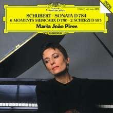 Franz Schubert (1797-1828): Klaviersonate D.784, CD