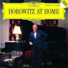 Vladimir Horowitz at Home, CD