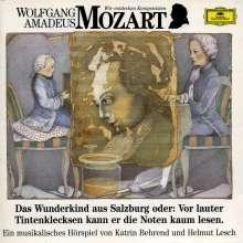 Wir entdecken Komponisten:Mozart 1, CD